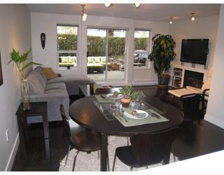 "Photo 3: 104 876 W 14TH Avenue in Vancouver: Fairview VW Condo for sale in ""WINDGATE LAUREL"" (Vancouver West)  : MLS®# V760863"