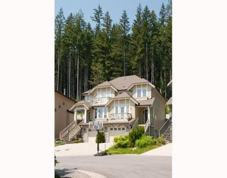 """Main Photo: 161 FERNWAY Drive in Port_Moody: Heritage Woods PM House 1/2 Duplex for sale in """"Heritage Woods"""" (Port Moody)  : MLS®# V770184"""