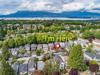 Main Photo: 3935 W 24TH Avenue in Vancouver: Dunbar House for sale (Vancouver West)  : MLS®# R2421874