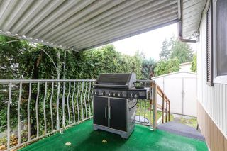 """Photo 18: 142 3665 244 Street in Langley: Otter District Manufactured Home for sale in """"LANGLEY GROVE ESTATES"""" : MLS®# R2433937"""