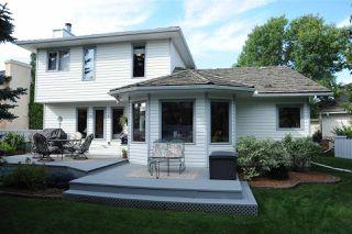 Photo 21: 9 ESSEX Close: St. Albert House for sale : MLS®# E4190609