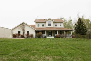 Photo 1: 53210 RGE RD 210: Rural Strathcona County House for sale : MLS®# E4199515