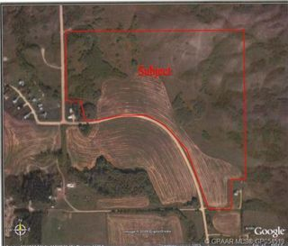 Photo 2: Utility Rd and 120 Ave Ptn of N/E 24-83-22 W 5th 120 Avenue Close SW: Peace River Land for sale : MLS®# A1031893