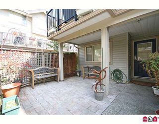 """Photo 2: 27 5388 201A Street in Langley: Langley City Townhouse for sale in """"THE COURTYARD"""" : MLS®# F2919869"""