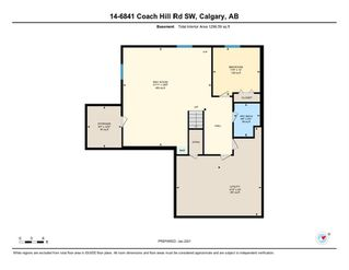 Photo 34: 14 6841 Coach Hill Road SW in Calgary: Coach Hill Semi Detached for sale : MLS®# A1059348