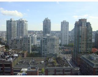 """Photo 2: 1605 1155 HOMER Street in Vancouver: Downtown VW Condo for sale in """"City Crest"""" (Vancouver West)  : MLS®# V787819"""