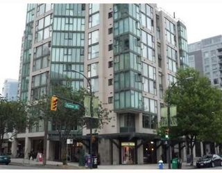 """Photo 1: 1605 1155 HOMER Street in Vancouver: Downtown VW Condo for sale in """"City Crest"""" (Vancouver West)  : MLS®# V787819"""