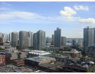 """Photo 3: 1605 1155 HOMER Street in Vancouver: Downtown VW Condo for sale in """"City Crest"""" (Vancouver West)  : MLS®# V787819"""