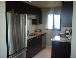 """Photo 5: 1605 1155 HOMER Street in Vancouver: Downtown VW Condo for sale in """"City Crest"""" (Vancouver West)  : MLS®# V787819"""