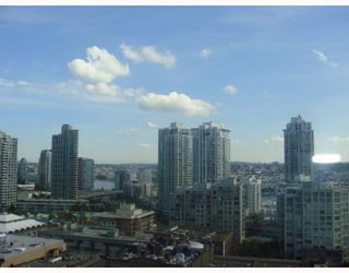 """Photo 4: 1605 1155 HOMER Street in Vancouver: Downtown VW Condo for sale in """"City Crest"""" (Vancouver West)  : MLS®# V787819"""