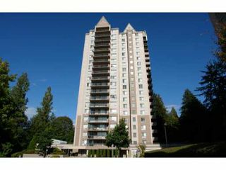 "Photo 1: 804 545 AUSTIN Avenue in Coquitlam: Coquitlam West Condo for sale in ""BROOKMERE TOWERS"" : MLS®# V792454"