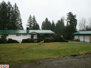 """Photo 2: 24123 16TH Avenue in Langley: Otter District House for sale in """"CAMPBELL VALLEY"""" : MLS®# F1011433"""