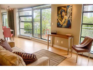 "Photo 4: 308 1688 ROBSON Street in Vancouver: West End VW Condo for sale in ""PACIFIC ROBSON PALAIS"" (Vancouver West)  : MLS®# V835427"