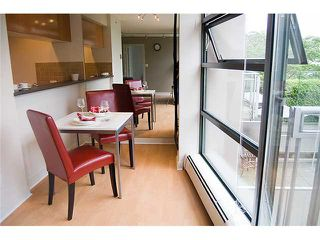 """Photo 5: 308 1688 ROBSON Street in Vancouver: West End VW Condo for sale in """"PACIFIC ROBSON PALAIS"""" (Vancouver West)  : MLS®# V835427"""