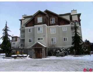 "Photo 1: 215 10186 155TH Street in Surrey: Guildford Condo for sale in ""Somerset"" (North Surrey)  : MLS®# F2833763"