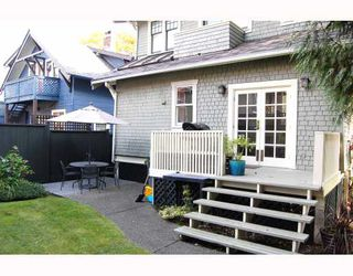 "Photo 8: 901 W 23RD Avenue in Vancouver: Cambie House for sale in ""DOUGLAS PARK"" (Vancouver West)  : MLS®# V749791"