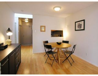 "Photo 4: 407 1345 COMOX Street in Vancouver: West End VW Condo for sale in ""TIFFANY COURT"" (Vancouver West)  : MLS®# V755728"