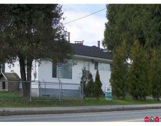 Photo 1: 11169 WALLACE Drive in Surrey: Bolivar Heights House for sale (North Surrey)  : MLS®# F2906937