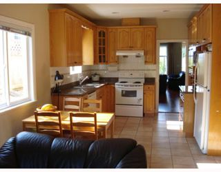 Photo 7: 5736 BURNS Place in Burnaby: Upper Deer Lake House 1/2 Duplex for sale (Burnaby South)  : MLS®# V768194