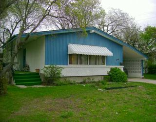 Photo 1: 60 JOLLIETT Crescent in WINNIPEG: Westwood / Crestview Single Family Detached for sale (West Winnipeg)  : MLS®# 2707198