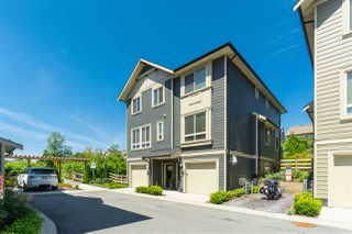 "Photo 1: 66 19913 70 Avenue in Langley: Willoughby Heights Townhouse for sale in ""THE BROOKS"" : MLS®# R2390845"