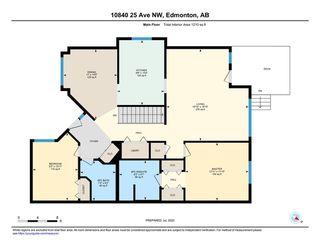 Photo 24: 10840 25 Avenue in Edmonton: Zone 16 House Half Duplex for sale : MLS®# E4208036