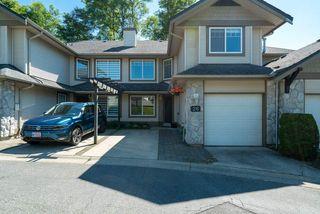 "Main Photo: 26 8888 151 Street in Surrey: Bear Creek Green Timbers Townhouse for sale in ""Carlingwood"" : MLS®# R2483346"