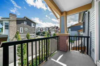 "Photo 7: 1 24086 104 Avenue in Maple Ridge: Albion Townhouse for sale in ""Willow"" : MLS®# R2493226"