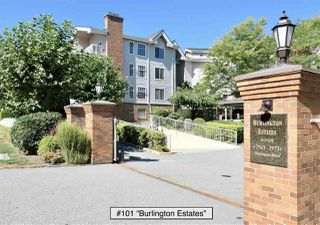 "Photo 1: 101 2963 BURLINGTON Drive in Coquitlam: North Coquitlam Condo for sale in ""Burlington Estates"" : MLS®# R2496011"