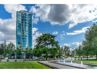"Photo 1: 1402 32330 SOUTH FRASER Way in Abbotsford: Abbotsford West Condo for sale in ""TOWN CENTER TOWER"" : MLS®# R2521811"