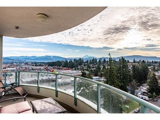 "Photo 37: 1402 32330 SOUTH FRASER Way in Abbotsford: Abbotsford West Condo for sale in ""TOWN CENTER TOWER"" : MLS®# R2521811"