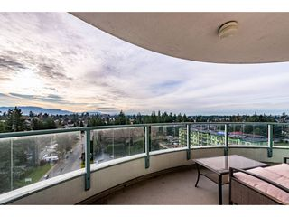 "Photo 36: 1402 32330 SOUTH FRASER Way in Abbotsford: Abbotsford West Condo for sale in ""TOWN CENTER TOWER"" : MLS®# R2521811"