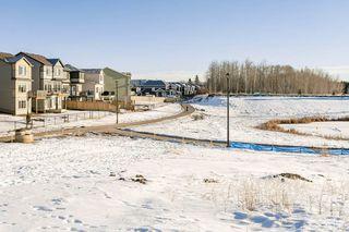 Photo 47: 7763 EIFERT Crescent in Edmonton: Zone 57 House Half Duplex for sale : MLS®# E4224683