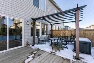 Photo 41: 7763 EIFERT Crescent in Edmonton: Zone 57 House Half Duplex for sale : MLS®# E4224683