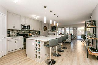 Photo 5: 7763 EIFERT Crescent in Edmonton: Zone 57 House Half Duplex for sale : MLS®# E4224683