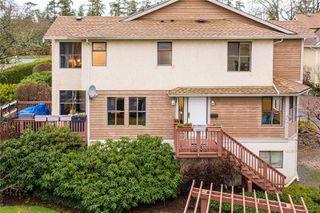 Photo 1: 11 4580 West Saanich Rd in : SW Royal Oak Row/Townhouse for sale (Saanich West)  : MLS®# 862751