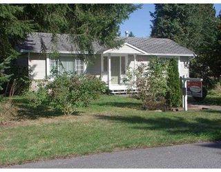 Photo 1: 20733 114TH AV in Maple Ridge: Southwest Maple Ridge House for sale : MLS®# V558354