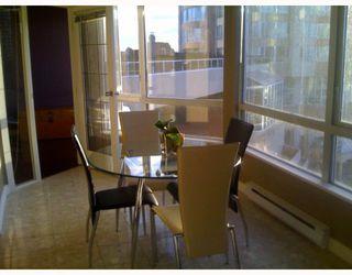"Photo 6: 403 6220 MCKAY Avenue in Burnaby: Metrotown Condo for sale in ""GRAND CORNICHE"" (Burnaby South)  : MLS®# V798588"