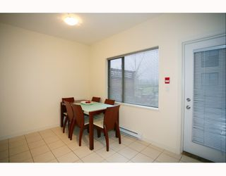 """Photo 5: 402 WESTVIEW Street in Coquitlam: Coquitlam West Townhouse for sale in """"ENCORE"""" : MLS®# V800235"""