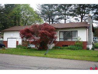 Photo 1: 6831 CENTENNIAL Avenue: Agassiz House for sale : MLS®# H1002031