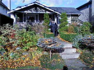 Photo 1: 4325 W 9TH Avenue in Vancouver: Point Grey House for sale (Vancouver West)  : MLS®# V857719