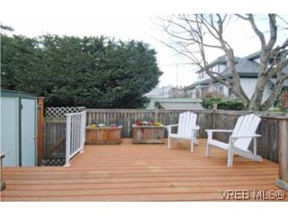 Photo 18: 1 26 Menzies St in VICTORIA: Vi James Bay Row/Townhouse for sale (Victoria)  : MLS®# 494290