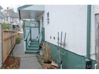 Photo 17: 1 26 Menzies St in VICTORIA: Vi James Bay Row/Townhouse for sale (Victoria)  : MLS®# 494290
