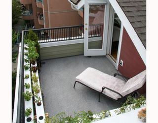 """Photo 10: 310 962 W 16TH Avenue in Vancouver: Cambie Condo for sale in """"WESTHAVEN"""" (Vancouver West)  : MLS®# V773685"""