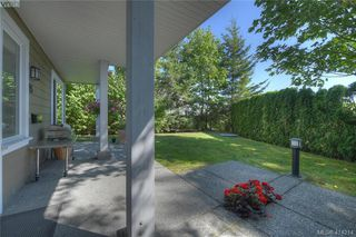 Photo 37: 11 6961 East Saanich Road in SAANICHTON: CS Tanner Row/Townhouse for sale (Central Saanich)  : MLS®# 414214