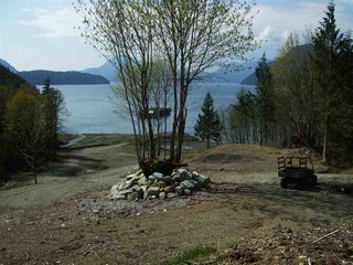 Main Photo: DL 5658 KILLAM BAY in Egmont: Pender Harbour Egmont Land for sale (Sunshine Coast)  : MLS®# R2402613