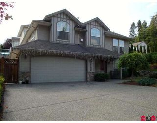 """Photo 1: 36185 LOWER SUMAS MTN Road in Abbotsford: Abbotsford East House for sale in """"MOUNTAIN VILLAGE"""" : MLS®# F2918242"""