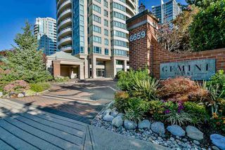 "Main Photo: 505 6659 SOUTHOAKS Crescent in Burnaby: Highgate Condo for sale in ""Gemini II"" (Burnaby South)  : MLS®# R2439297"