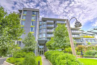 "Main Photo: 208 3168 RIVERWALK Avenue in Vancouver: South Marine Condo for sale in ""Shoreline by Polygon"" (Vancouver East)  : MLS®# R2460589"