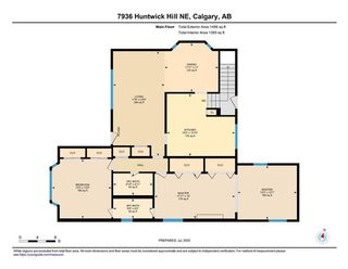 Photo 31: 7936 Huntwick Hill NE: Calgary Detached for sale : MLS®# C4302449